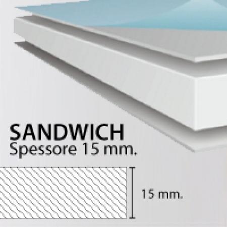 Stampa pannelli sandwich 15 mm - SAN-15